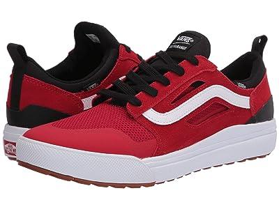 Vans Ultrarangetm 3D (Black/Red) Skate Shoes