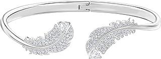 Swarovski bangle donna argento - 5482915