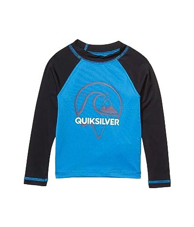 Quiksilver Kids Bubble Dreams Long Sleeve (Toddler/Little Kids) (Blithe) Boy