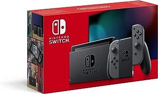 Nintendo Switch Extended Battery Version (Grey) - International Version