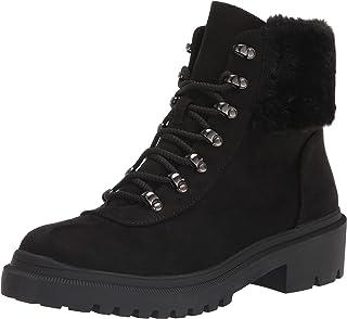Anne Klein Women's Fashion Boot, Black, 6