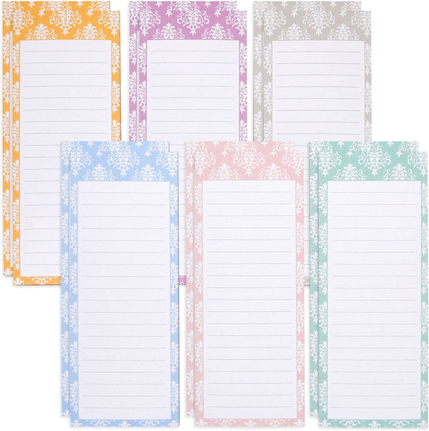 Max 65% OFF Colorful Magnetic Notepads for Shopping Refrigerator Grocery supreme