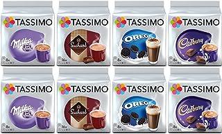 Paquete Tassimo Hot Choco - Vainas Cadbury, Oreo, Milka,