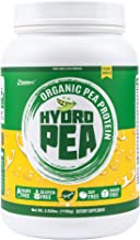 Sponsored Ad - HydroPea - 100% Pure Organic Hydrolyzed Pea Protein Powder - Easy to Digest, Plant Based Vegan Protein, Nat...