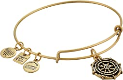 Alex and Ani - Charity by Design Take the Wheel Charm Bangle