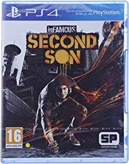 Infamous Second Son by Sucker Punch - PlayStation 4