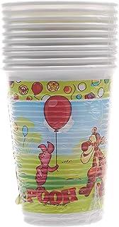 Procos Winnie The Pooh Plastic Cups Set of 10