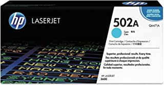 HP 502A | Q6471A | Toner Cartridge | Cyan