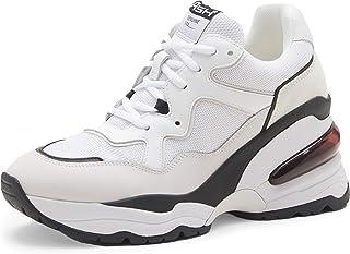 ASH Women's Detox High Platform Sneaker Casual Walking Shoes for Travel/Walking/Casual/Sport