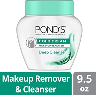 Pond's Cold Cream Cleanser 9.5 oz (Pack of 3)