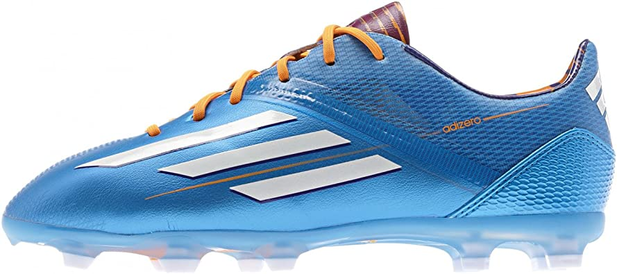 adidas F50 adizero TRX FG Enfant Chaussures de football, Bleu ...