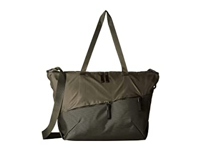 The North Face Electra Tote Large (New Taupe Green Combo) Tote Handbags