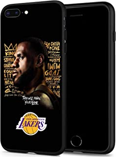 GONA iPhone 7 Plus iPhone 8 Plus Case for Basketball Fans, Soft Silicone Protective Thin Case Compatible with iPhone 7 Plus/iPhone 8 Plus (ONLY)