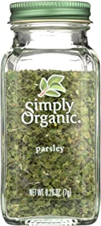 Simply Organic Parsley - 0.26 OZ