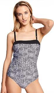 Rösch Beach 1215546-16572 Women's Zebra Swimsuit