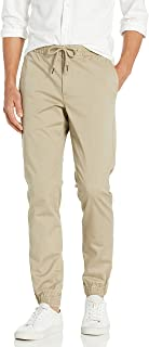 Best men's urban pipeline twill jogger pants Reviews