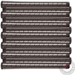 Winn Set of 9 or 13 EXCEL WRAP Oversize Black Golf Grip, 7715W,