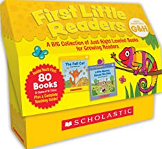 First Little Readers: Guided Reading Levels G & H (Classroom Set): A Big Collection of Just-Right Leveled Books for Growing Readers