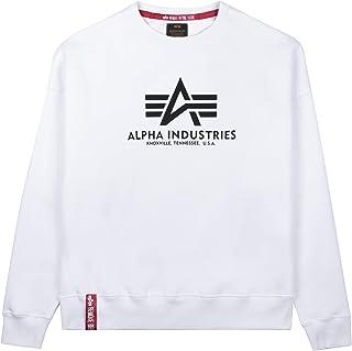 ALPHA INDUSTRIES Men's Basic Os Sweater Sweatshirt