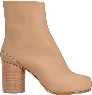 Maison Margiela Luxury Fashion Womens S58WU0260PR516T9004 Beige Ankle Boots |