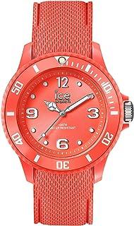 Ice-Watch ICE Sixty Nueve Coral - Reloj de pulsera para mujer con correa de silicona