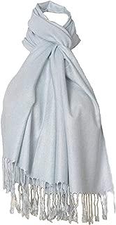 Pashmina Shawls and Wraps - Large Scarfs for Women - Party Bridal Long Fashion Shawl Wrap with Fringe