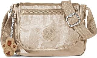 462e470fa9df Kipling Sabian Crossbody Metallic Mini Bag Toasty Gold  Handbags  Amazon.com