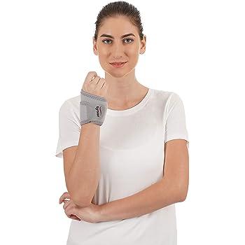 Tynor Wrist Brace Thumb(Neo) Compression,Better grip, Therauptic Heat-Universal Size