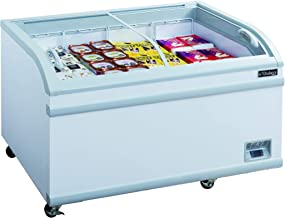 Dukers WD-700Y 24.7 cu. ft. Commercial Chest Freezer in White