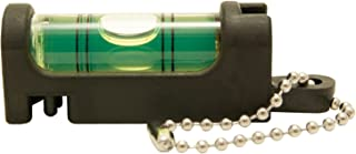 アカツキ製作所 (Kod) 携帯気泡管水平器 水平くんプラス ボディ:黒 気泡管:黄 SU-BY