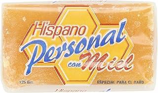 Hispano Personal Con Miel, Honey Soap, 130ml