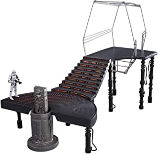 Star Wars The Vintage Collection The Empire Strikes Back Carbon-Freezing Chamber Playset with Stormtrooper Action Figure,