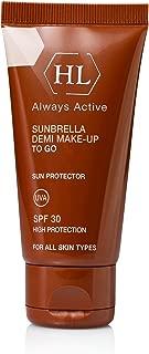 HL Sunbrella To Go Demi Make-Up SPF30, UVA & UVB Protection with Moisturizer, 1.7 fl.oz