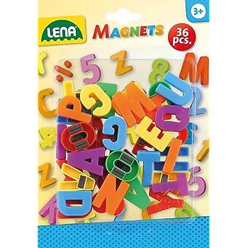 Großbuchstaben \u0026 Zahlen 3-in-1 Magnetische Klein-
