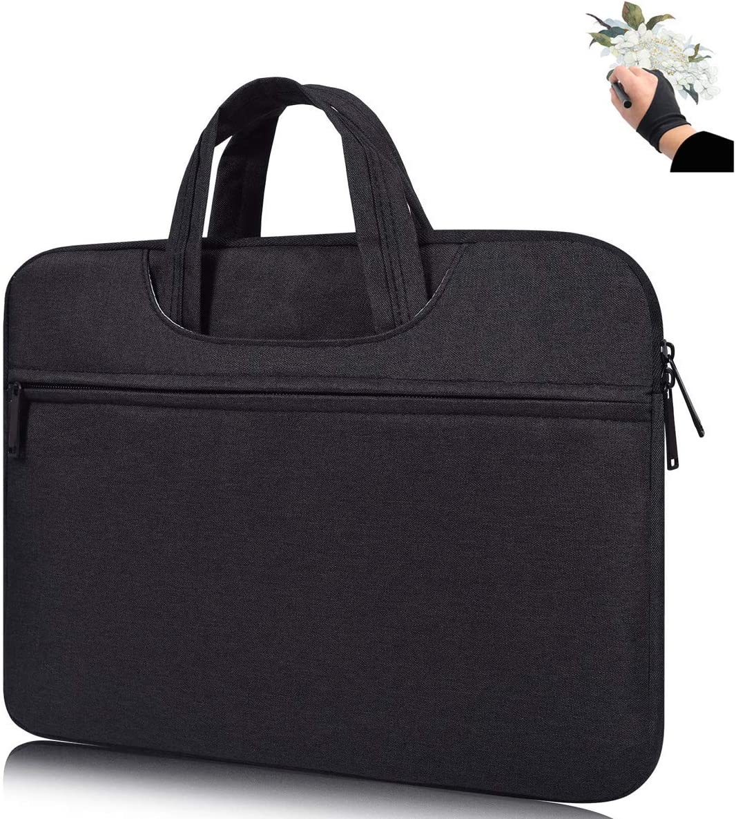 Portable Drawing Tablet Monitor Case Bag Carrying Courier shipping free shipping Protective Com Bombing free shipping