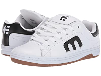 etnies Calli-Cut (White/Black/Gum) Men
