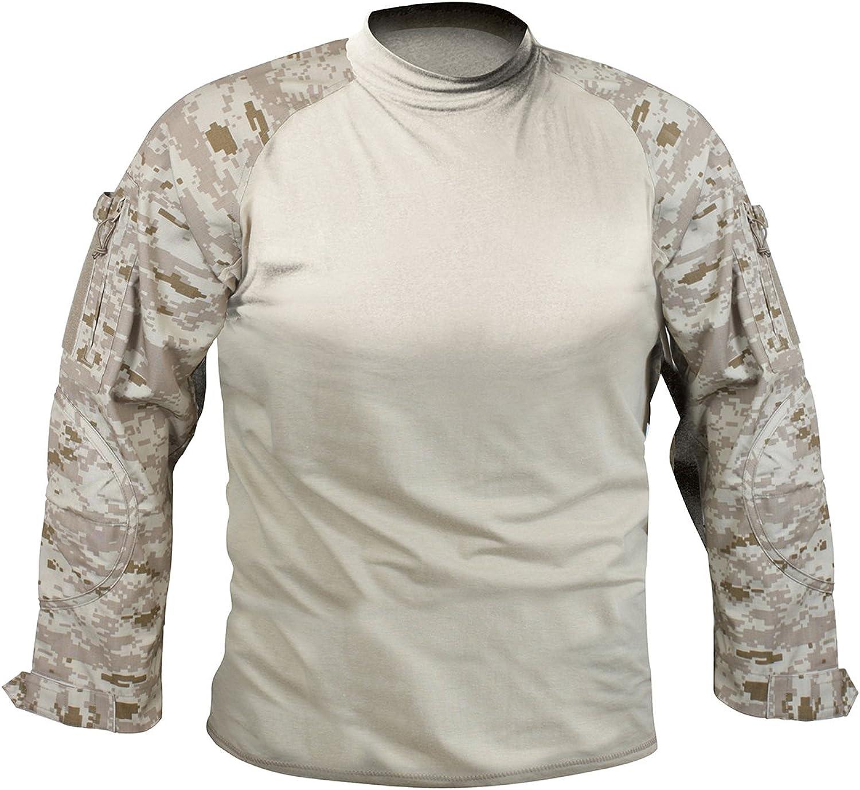 Redhco Combat Shirt in Desert Digital Camo  XLarge