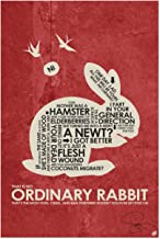 Authentic Autographed Monty Python, Holy Grail, That is NO Ordinary Rabbit Art Print Signed by Artist Stephen Poon