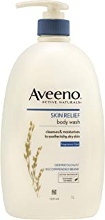 AVEENO Skin Relief Body Wash, 1L