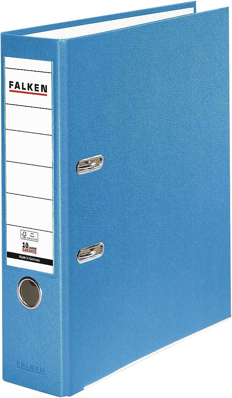 Falken PP - - - Ordner RecyFarbe, A4, Rückenbreite 80 mm, hellblau, 20 Stück B07DJBN71K   Offizielle Webseite  185d6d