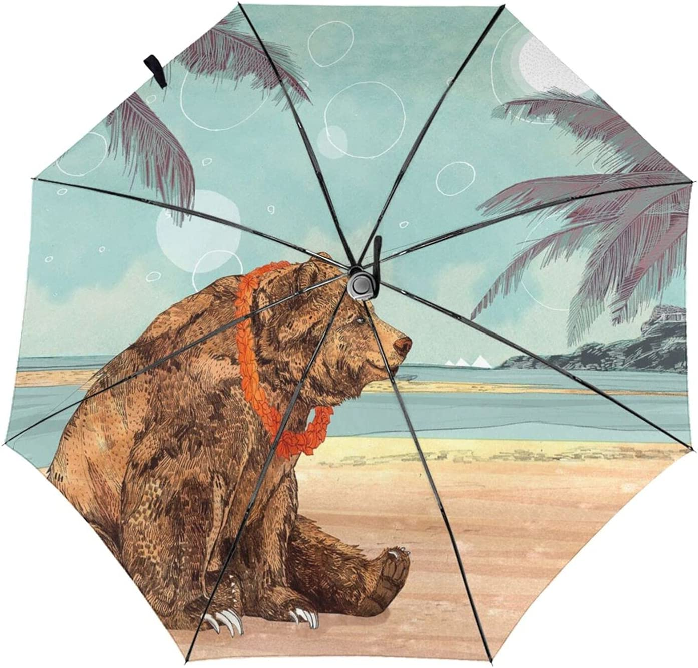 NEWKOW Outdoor Umbrellas Automatic Open It is very popular 70% OFF Outlet for Ca Walking Windproof