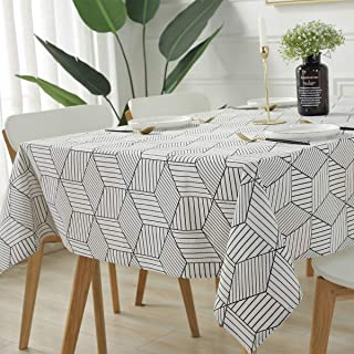 Best modern table cloth Reviews