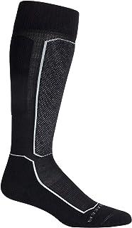 Icebreaker Merino, Over The Calf Light Cushion Wool Ski Socks For Women Calcetines Mujer