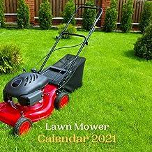 Lawn Mower Calendar 2021