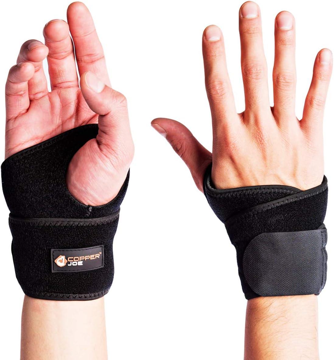 Copper Joe Attention brand Wrist Strap Brace Sale Support- Hand High Wrap