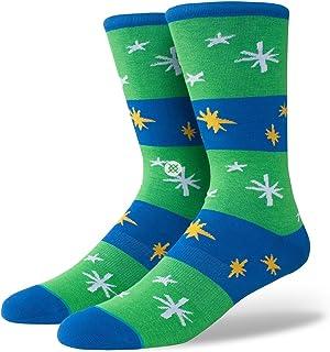 Stance Sparkle Blue LG (Men's Shoe 9-12)
