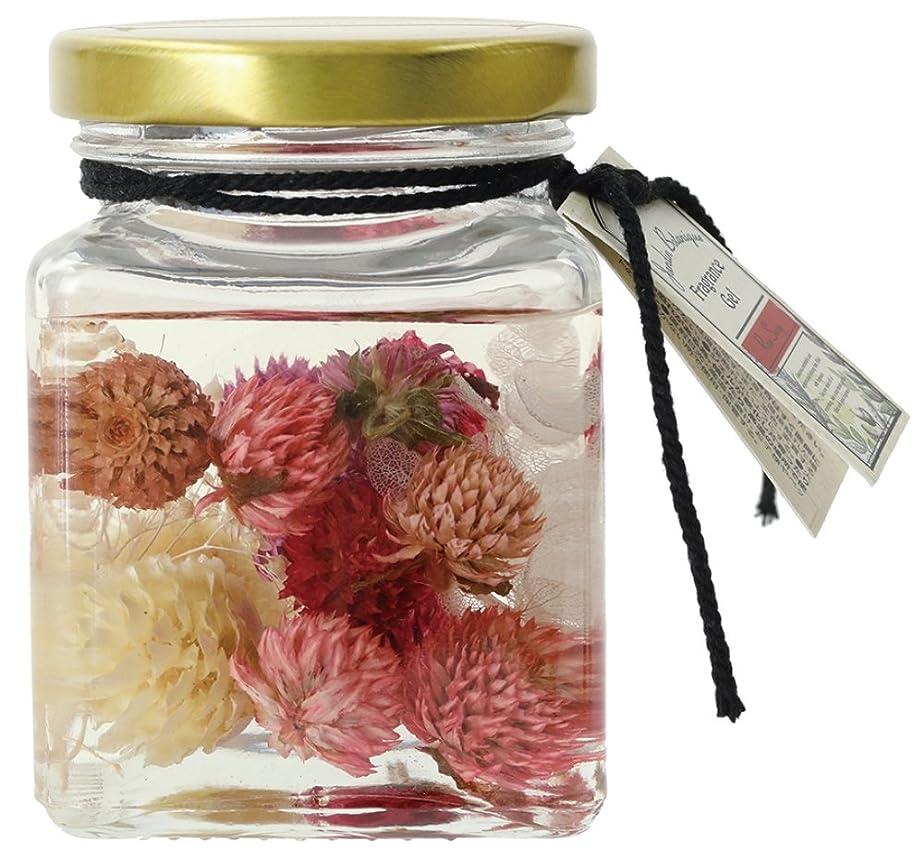 公然とドット捧げるノルコーポレーション フレグランスジェル ジャルダンボタニーク ローズの香り OA-JBT-1-2