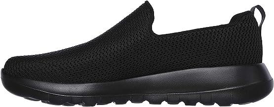 Skechers Go Walk Max Men's Training Walking Shoe, Black, 43 EU