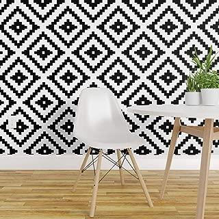 aztec print wallpaper for walls