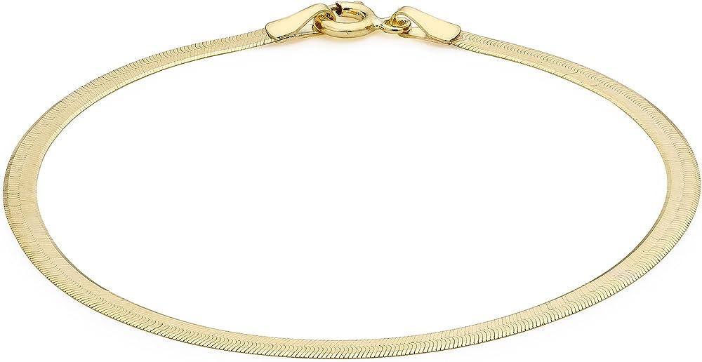 Carissima gold bracciale per donna, in oro giallo 9k (375)(1,4gr) 1.21.0181